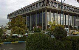 پروژه ساختمان شیشه ای صدا و سیما